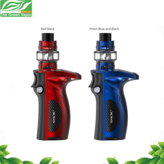 Latest Model 100W Smok Mag Grip Electronic Cigarette Kit with Tfv8 Baby T2 Tank pictures & photos
