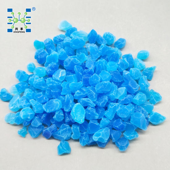 Type C Blue Silica Gel pictures & photos