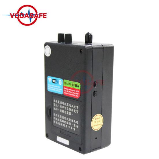 Spy Camera Detector Effectively Identify Wireless Bug/2g/3G/4G WiFi IP Camera/Audio Signal