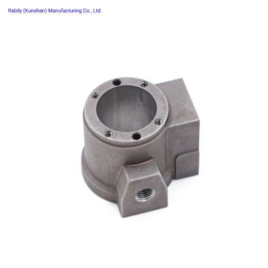 Non-Standard Aluminum Auto Engine CNC Machining/Machined/Machinery Parts/Auto Parts