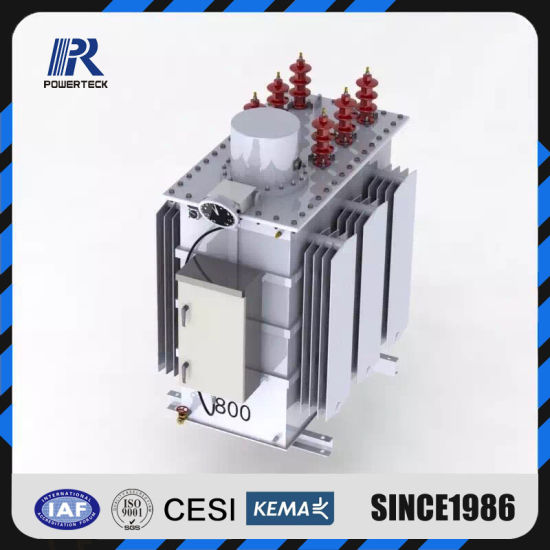 SVR Oil Immersed 3 Phase Automatic Voltage Regulator
