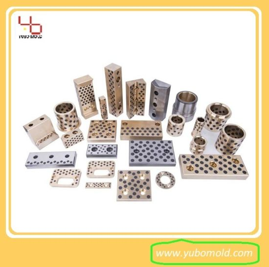 High Precision Machine Parts Injection Monld Plastic Self Lubricating Guide Plates Oil Free Die Parts Custom Mold Part pictures & photos
