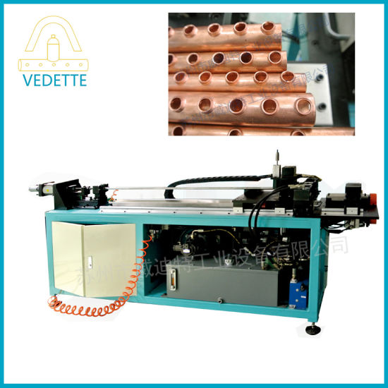 Copper Pipe Metal Pipe Punching CNC Machine for Sale