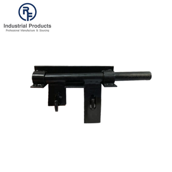 RF High Quality Heavy Duty Steel Lockable Bar Gate Latch
