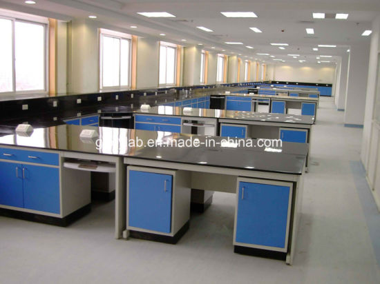 High Quality Steel Laboratory Bench (JH-WF051) pictures & photos