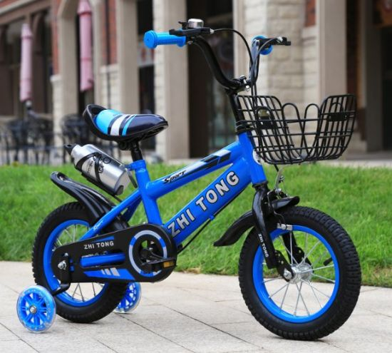 e15be860d02 Kids Bike Cycle Children Bicycle with Training Wheels for Age 3 to 8 ...