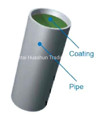 Steel Pipe with Internal FBE Coating