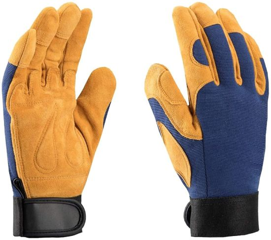 Premium Work Gloves, Perfect for Mechanics, Assembly, General Work, Packing, Warehouse, Gardening, Transportation, Motorcycle Gloves, Packing, Housework, Hobby