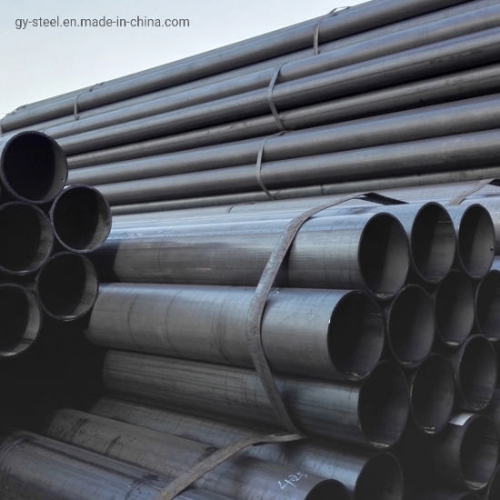 ASTM Chemical Fertilizer Pipe Application ERW LSAW Steel Pipe