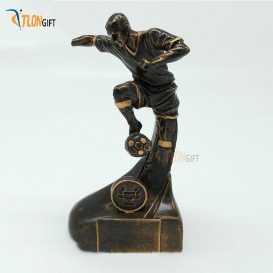 Awards Souvenir Sports Star Shape Wholesale Antique Metal Trophy