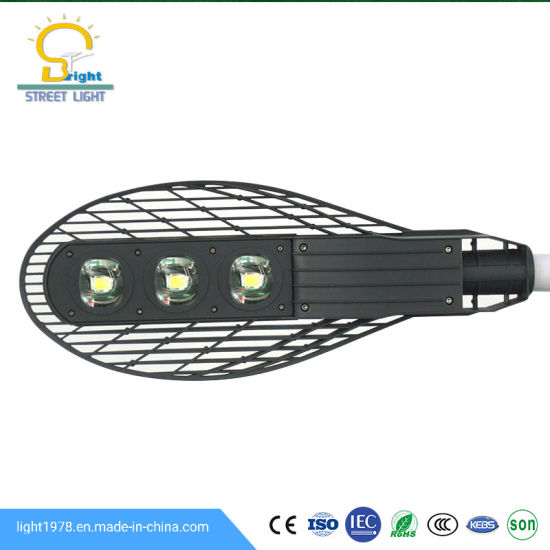 150W Ies Certified High Power AC LED Street Lights