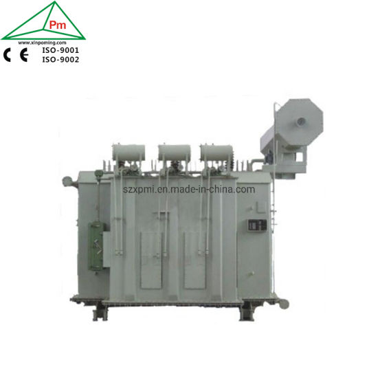 Xinpoming D-Yd0-11 Connection Special Furnace Transformer 2500kVA