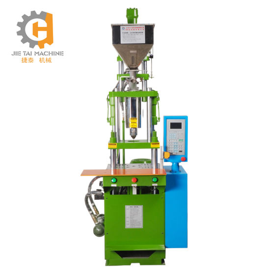 Vertical Plastic Injection Molding Machine Plug USB Making Machine