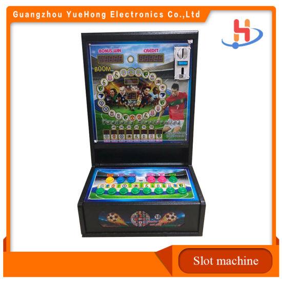 Bonanza Coin Operated Gambling Machine Gambling Game