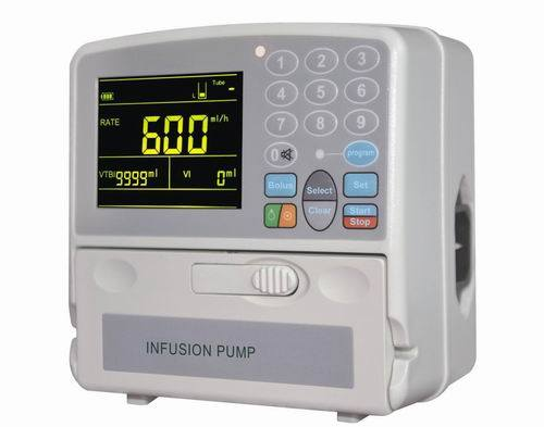(MS-F700) Vet Veterinary Surgical Volumetric Syringe Infusion Injection Pump