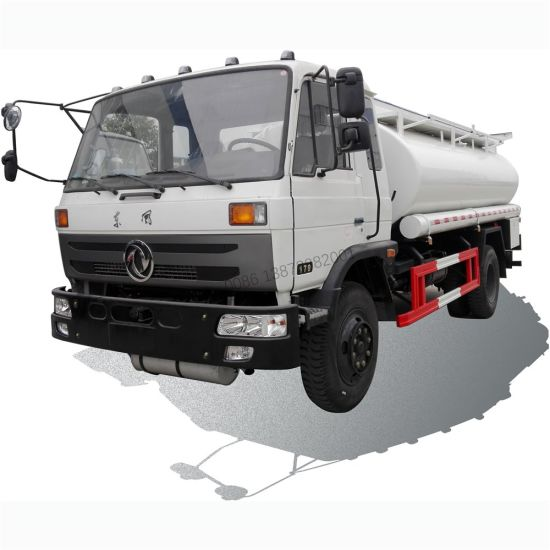 Dongfeng 145 and 153 Type Cummins Engine 8000liters~15000liters Diesel Fuel Tank Truck