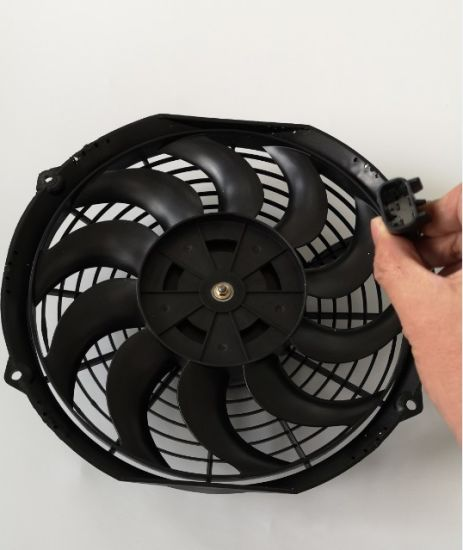 "China Supplier 11"" Brushless Fan Air Conditioner System pictures & photos"