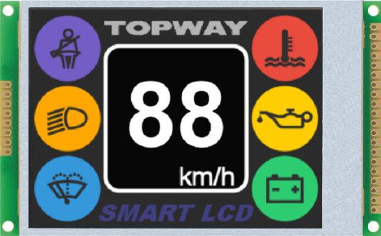 "2.8"" Color LCD Module MCU 320X240 TFT LCD Display"