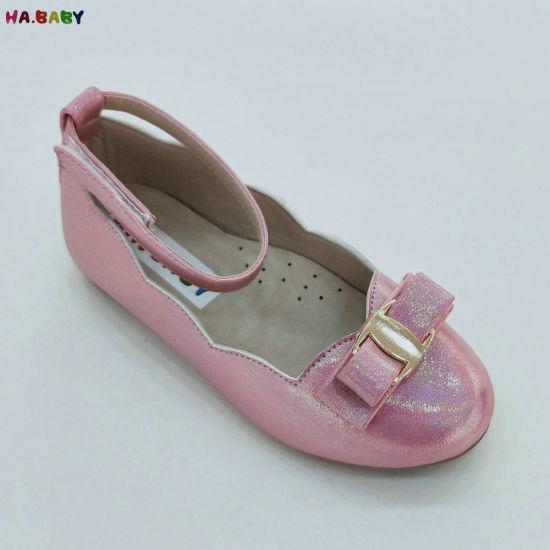Guangzhou Shoes Market Kids Shoes 2019 Princess Girl Child Party Shoes
