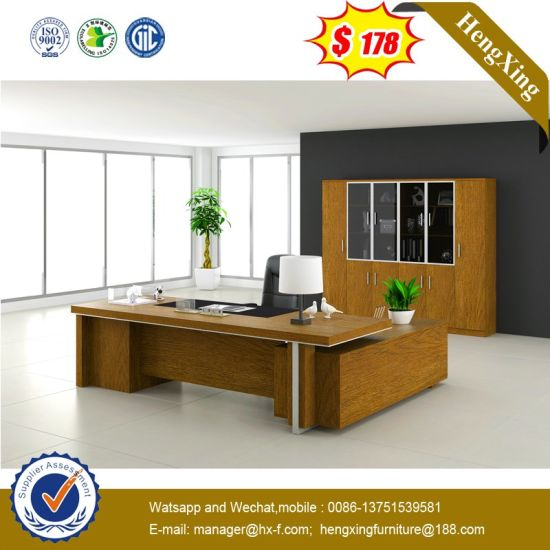 Modern Melamine Lamianted Wooden Executive Room Tables