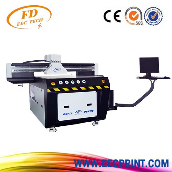 Industrial Large Flatbed UV Printer Inkjet Printer Direct From The Manufacturer