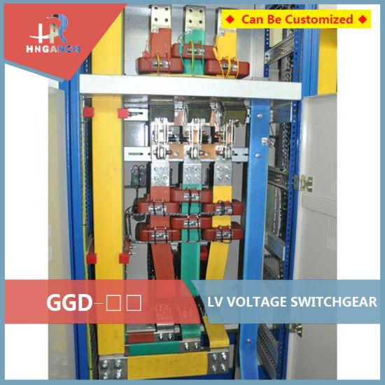 Ggd Model Metal-Clad Low Voltage Distribution Metering Cabinet Switchgear