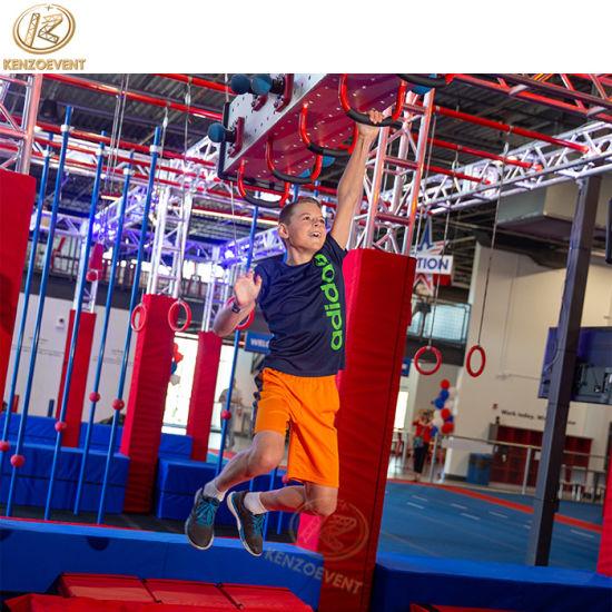 American Ninja Warrior Gym Equipment