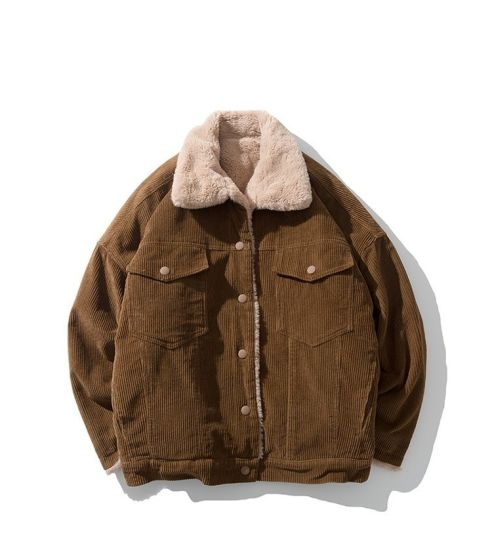 Keep Warm Men's Warm Outer Coat