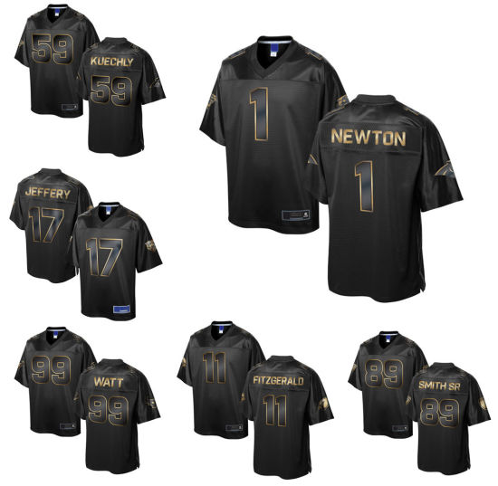 pro line football jerseys