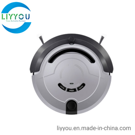 Best Price Robot Vacuum Cleaner with APP Navigation and Auto Charging Function
