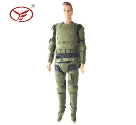Military Tactical Hunting Protective Safety Anti Riot Suit