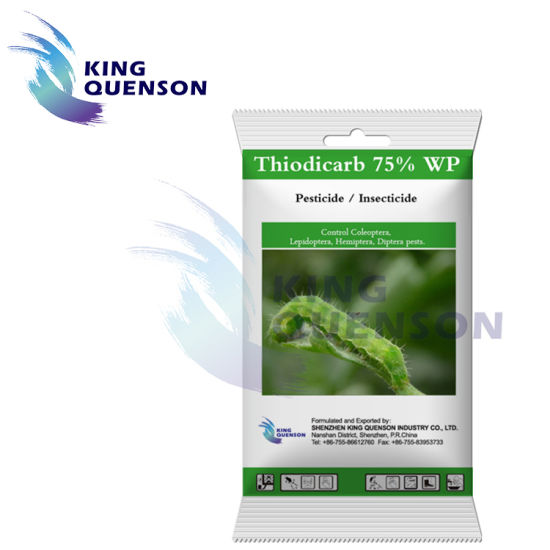 King Quenson Crop Protection Thiodicarb 95% Tc Thiodicarb 75% Wp pictures & photos
