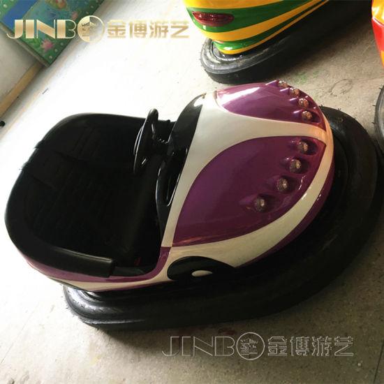 Reliable Chinese Bumper Car Manufacturer Amusement Rides