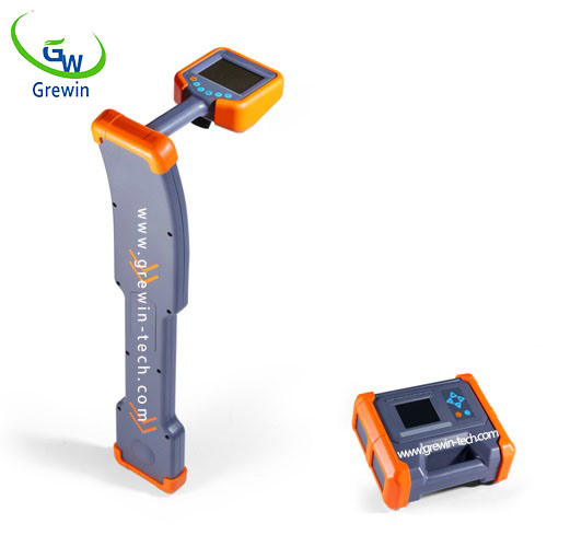 Underground Wire Cable Pipe Locator Detector with Transmitter