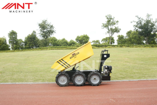 By600-6 High Performance Power Barrow Mini Dumper From China
