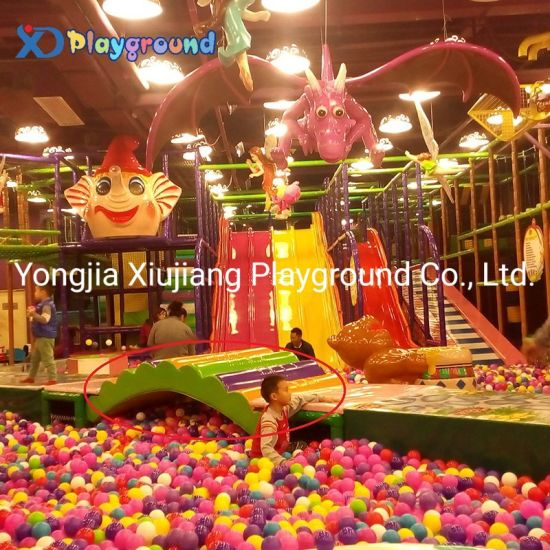 Traffic Indoor Playground Equipment Slide Indoor Soft Play Toddler Playground