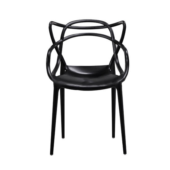 Modern Fashion Living Room Dining Cafe Office Restaurant Relax Lounge Plastic Chair