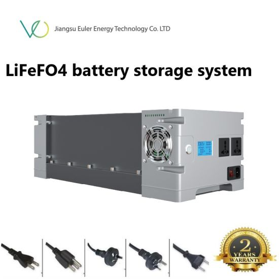 3kwh Integrated Solar Home System Use Battery Pack LiFePO4 Battery