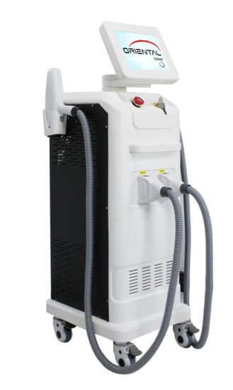 Multifunction Beauty Salon Equipment IPL Diode Laser Triple Wavelength 755 808 1064 Nm Hair Removal Skin Care