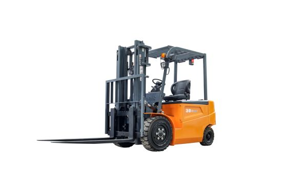 3.5t 3m Four Wheel Electric Truck Forklift
