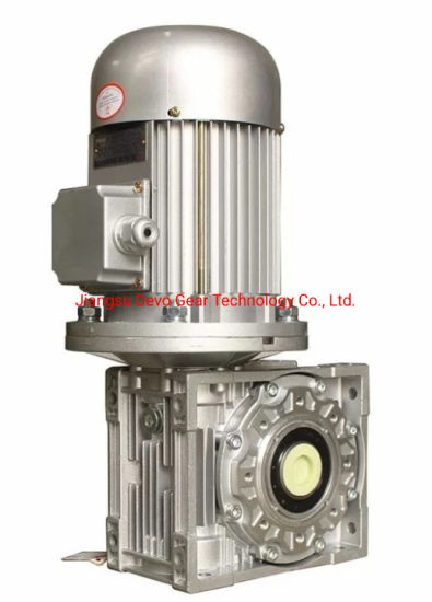 Wholesale Aluminium Mini Worm Gear Reductor Nmrv50 Gearbox