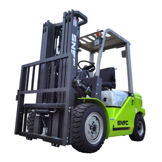 Japan Engine 3.5ton Diesel Container Forklift