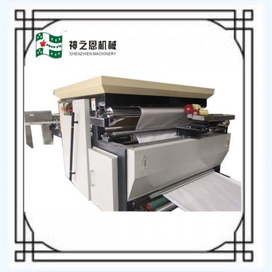Paper Plastic Compound Kraft Bag Machine for Making Pouches