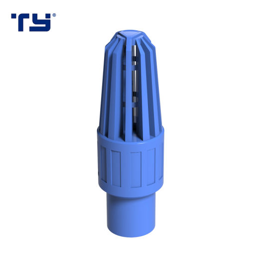 PVC Water Supply Fittings Foot Valve