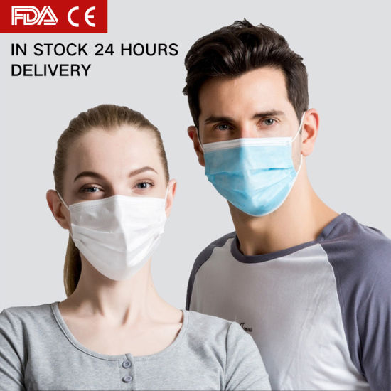 Face Mask Disposable Surgical Medical Dust Face Mask Wholesale Disposable Non Woven 3ply Surgical Face Mask