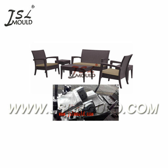 Injection Plastic Rattan Chair Mould Manufacturer pictures & photos