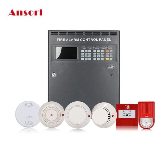 AS-MN3010 Series Addressable Fire Alarm Control Panel