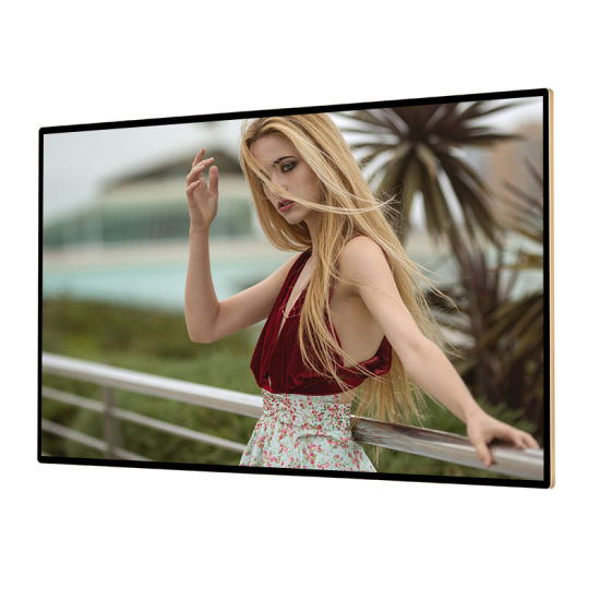 Wall Mounted Digital Signage Android Capacitive Touch Screen 42inch 1080P HD Advertising Player