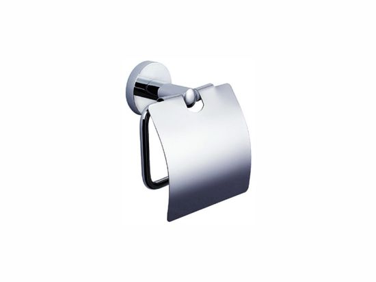 Hot Selling Design Bathroom Accessories Brass Toilet Paper Holder Chrome Paper Holder