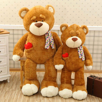 Promotional Customized Gift Cartoon Soft Large Size Teddy Bear Plush Toy pictures & photos